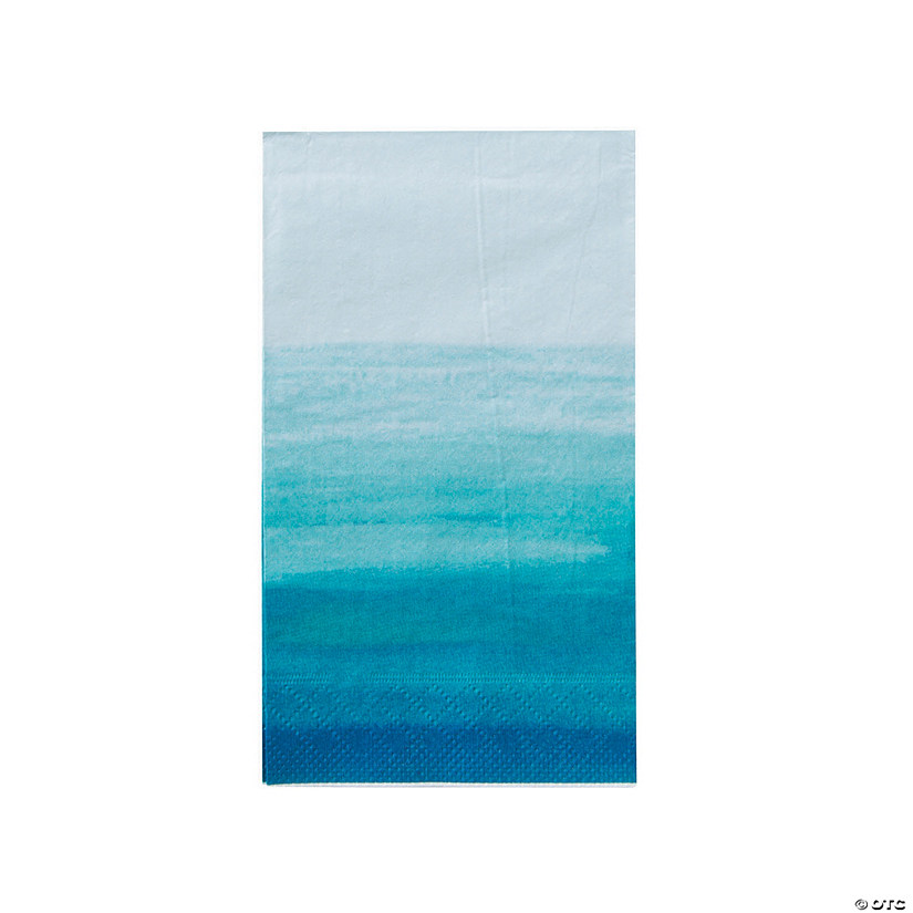 Coastal Seaside Dinner Napkins