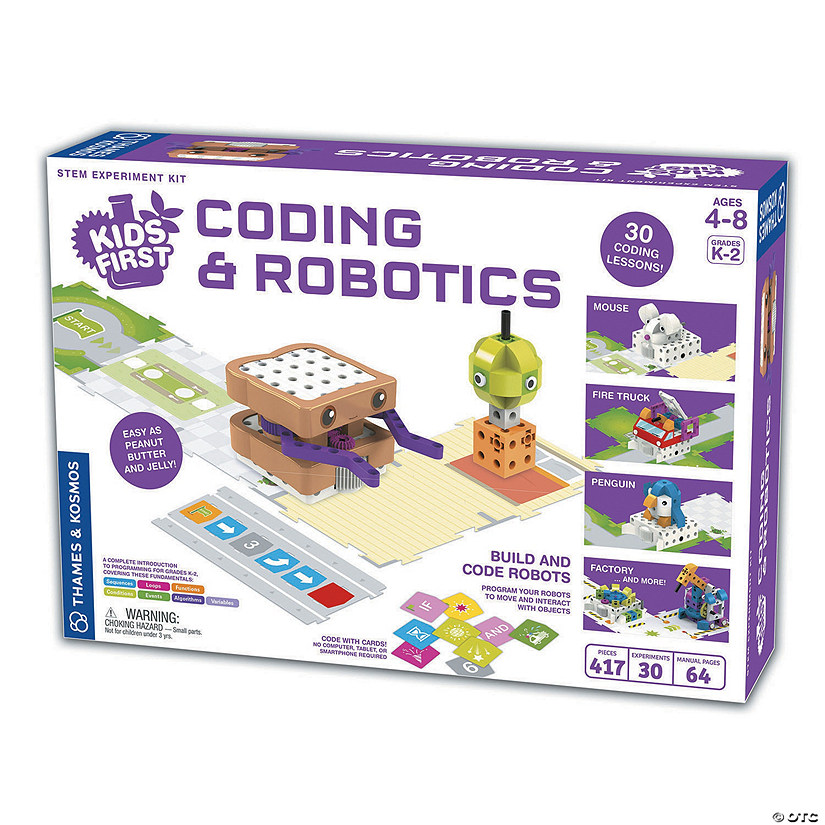 Coding and Robotics Image Thumbnail