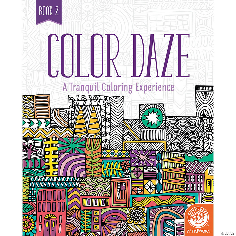 Color Daze Book 2 Audio Thumbnail