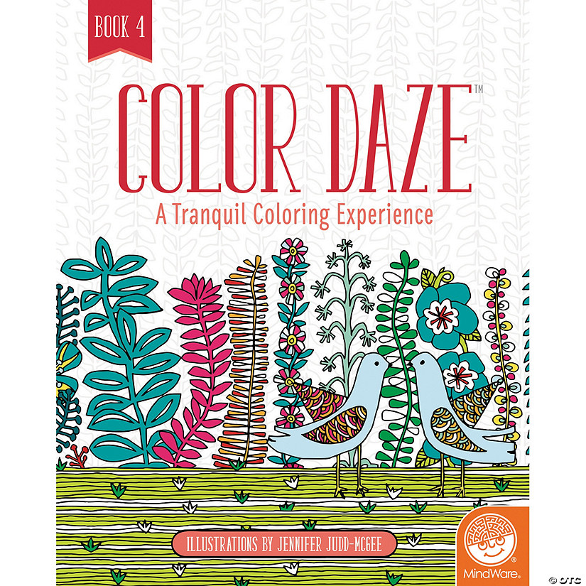 Color Daze Book 4 Audio Thumbnail