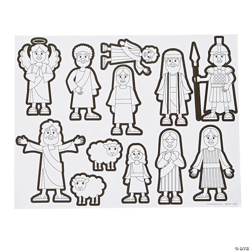 Color Your Own He Lives Sticker Scenes Audio Thumbnail