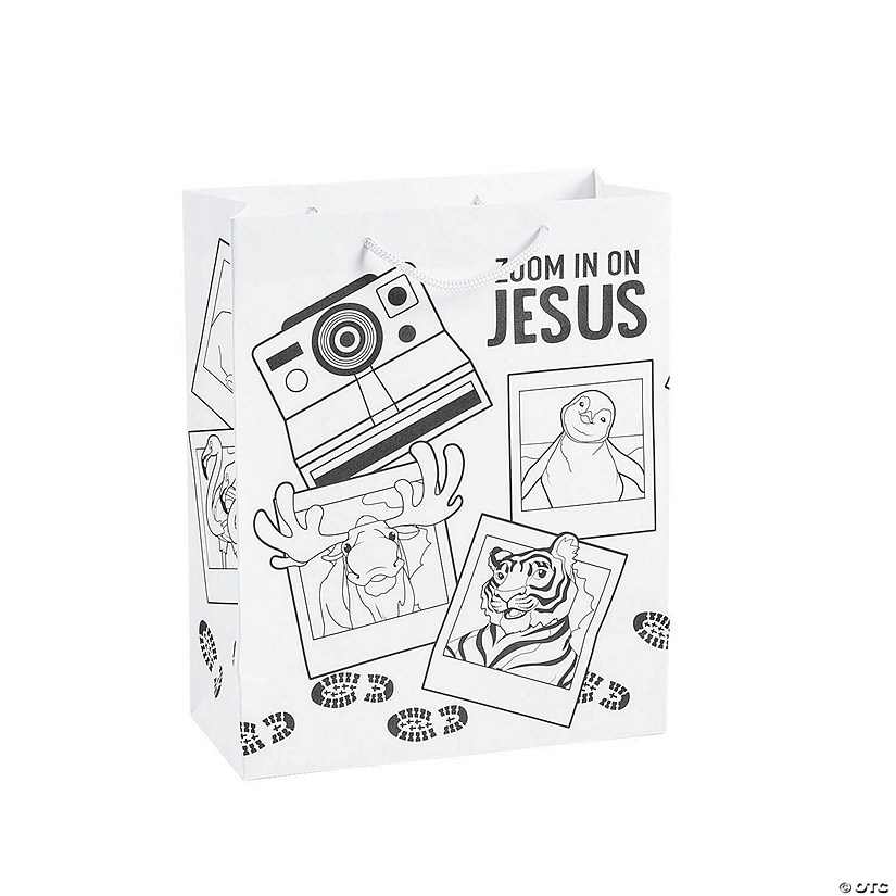 Color Your Own Wild Encounters VBS Take Home Bags Audio Thumbnail