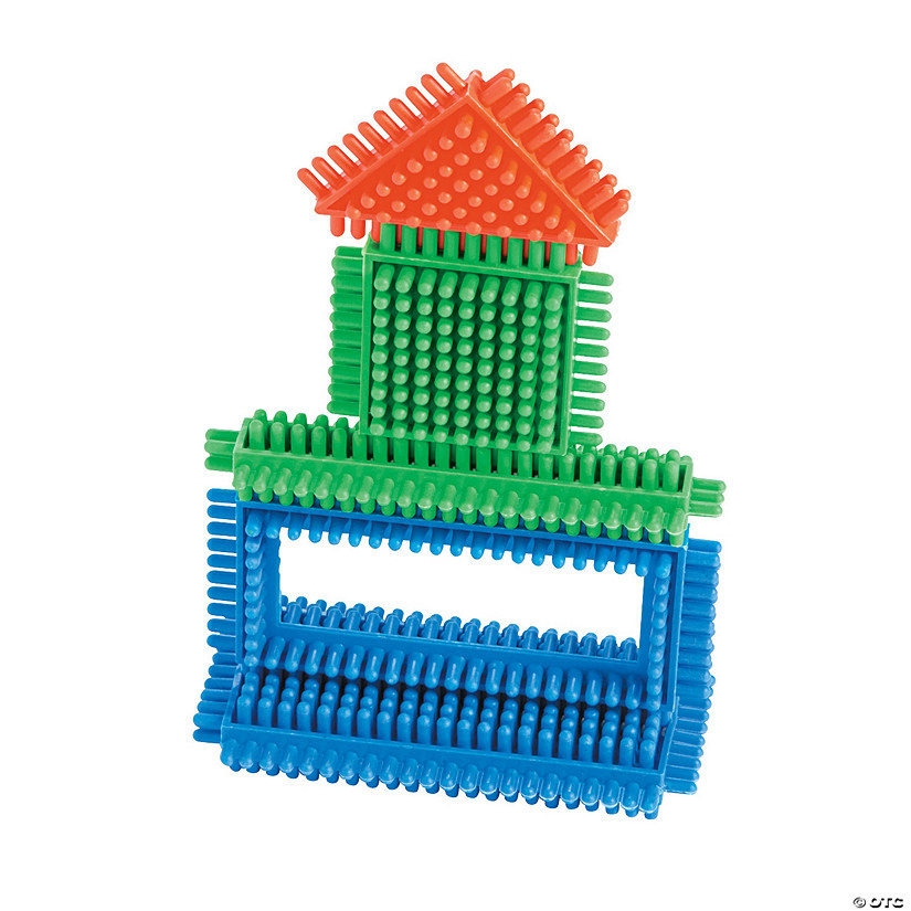 Colorful Easy Stick Building Blocks Set Image Thumbnail