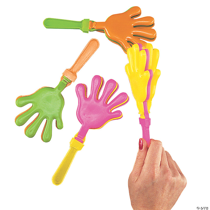 Colorful Hand Clappers Audio Thumbnail