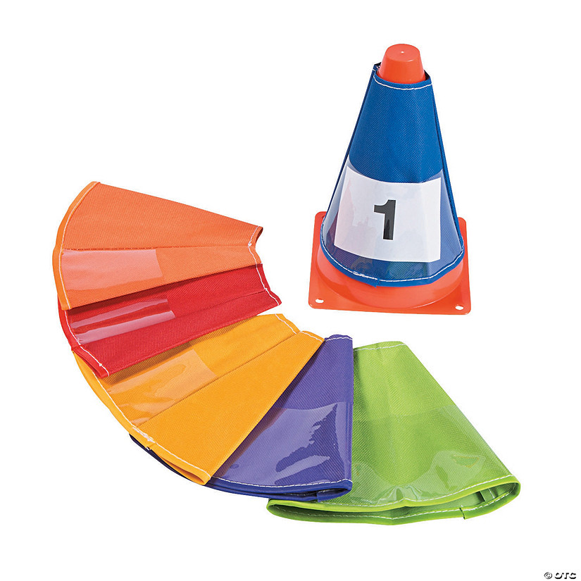 Cone Covers with Pockets Audio Thumbnail