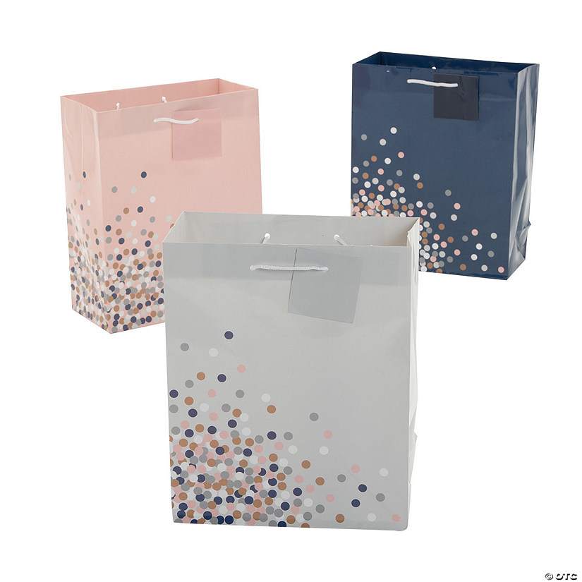 Confetti Design Gift Bags 884e00f95