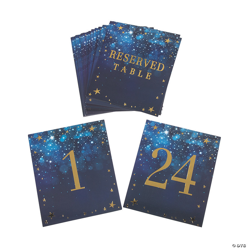 Constellation Table Numbers Audio Thumbnail