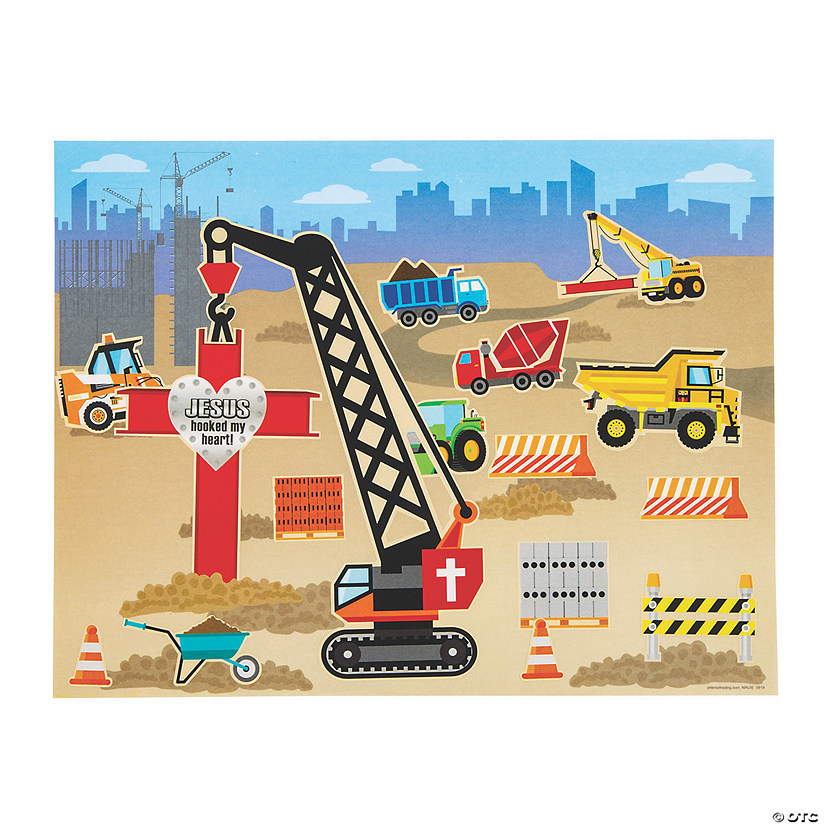 Construction VBS Sticker Scenes Audio Thumbnail