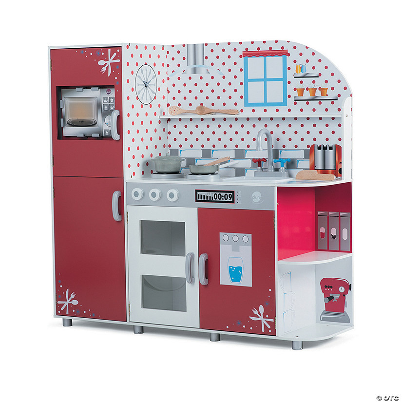 Cookie Wooden Interactive Kitchen