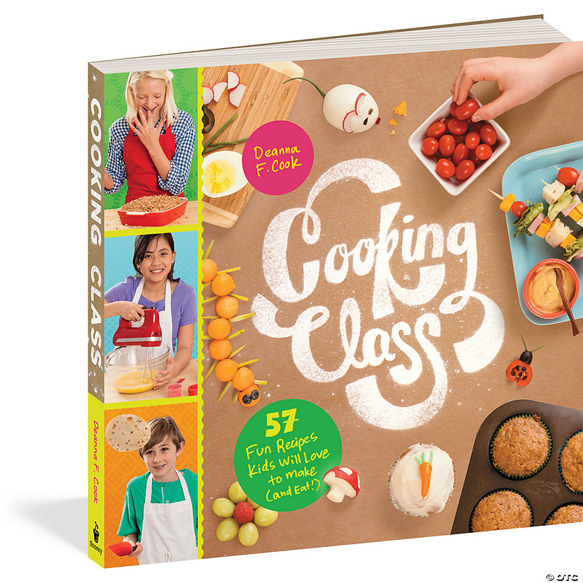 Cooking Class Cookbook Audio Thumbnail