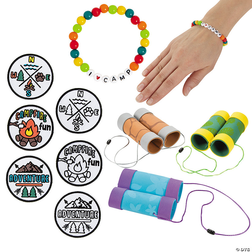 Cool Camp Craft Assortment Image Thumbnail