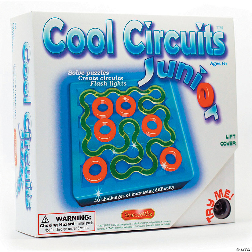 Cool Circuits Junior Audio Thumbnail