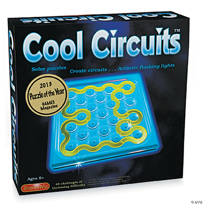 Cool Circuits Puzzle Audio Thumbnail