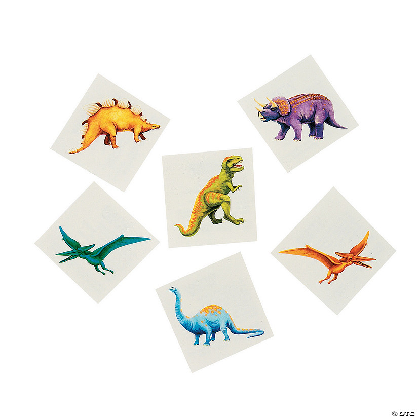 Cool Dinosaur Tattoos Image Thumbnail