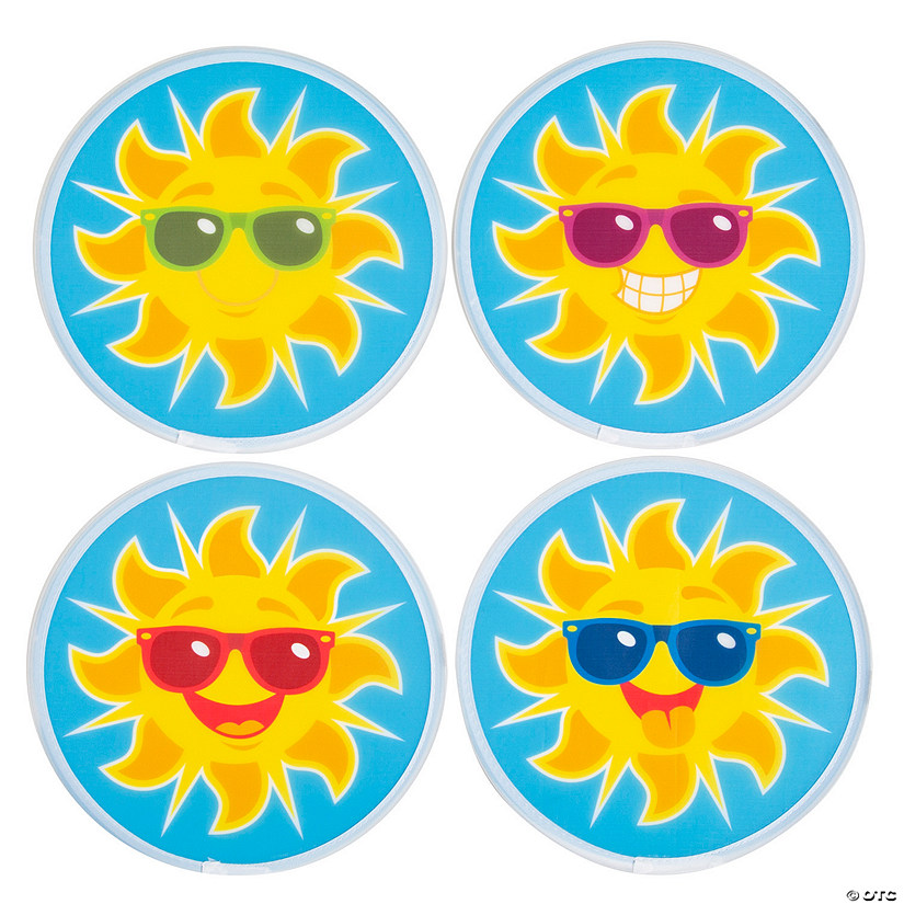 Cool Sun Flying Discs Image Thumbnail