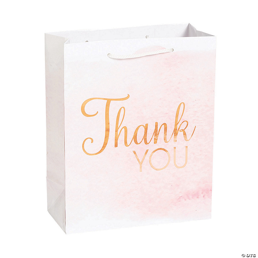 Copper Blush Ombre Gift Bags Audio Thumbnail