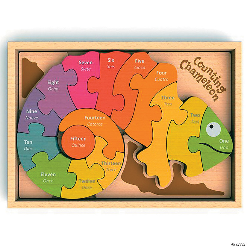 Counting Chameleon Puzzle Image Thumbnail