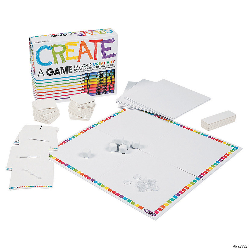 Crayola® Create a Game Kit Audio Thumbnail