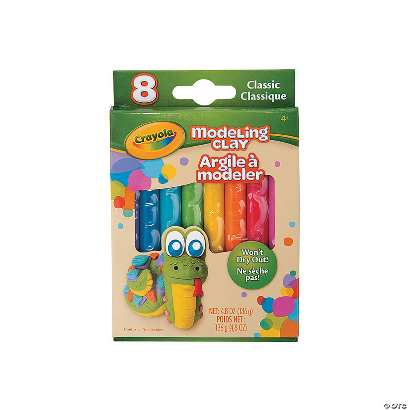 Crayola® Modeling Clay Classic Color Assortment