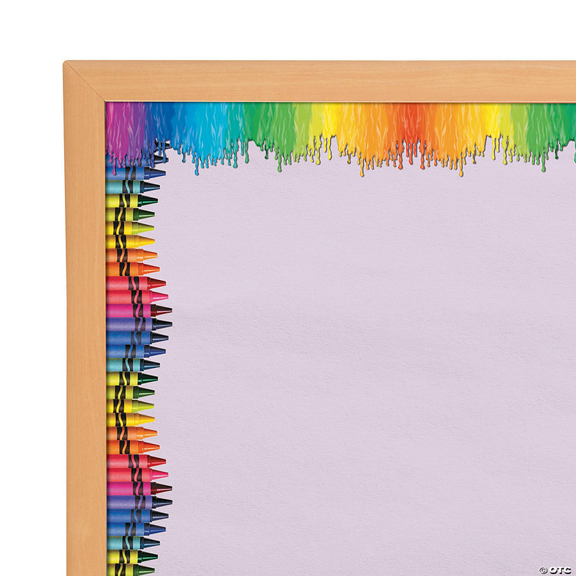 Crayola<sup>&#174;</sup> Bulletin Board Borders Audio Thumbnail
