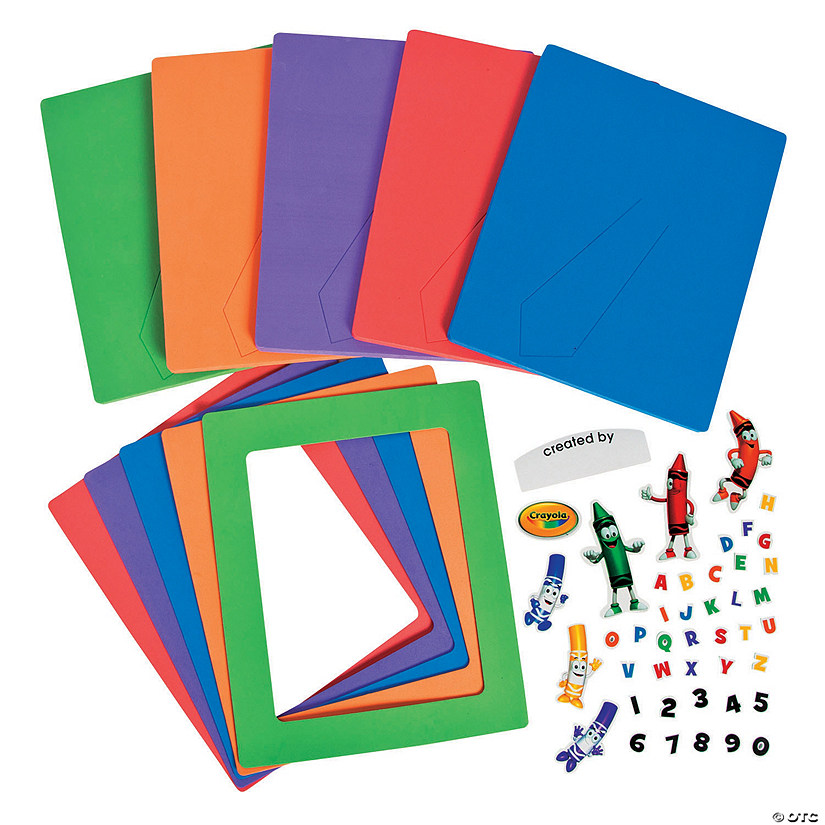 Crayola<sup>®</sup> My Masterpiece Frame Craft Kit