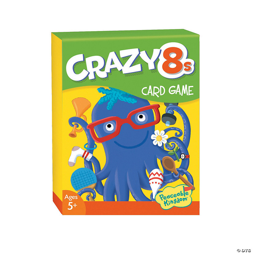 Crazy 8s Card Game Image Thumbnail