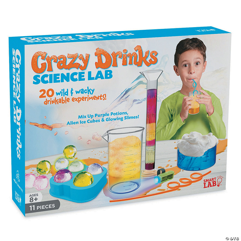 Crazy Drinks Science Lab Image Thumbnail