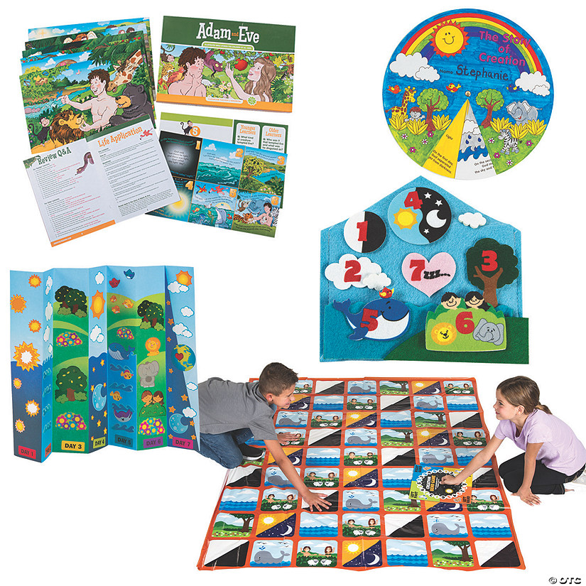 Creation Story At-Home Learning Kit