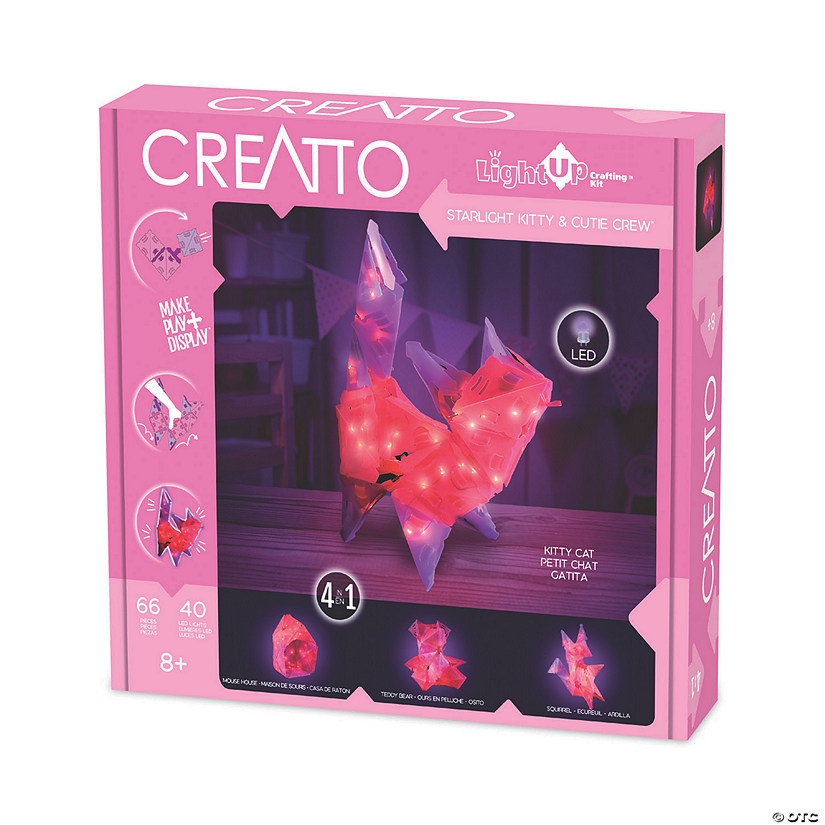 Creatto: Starlight Kitty & Cutie Crew Image Thumbnail