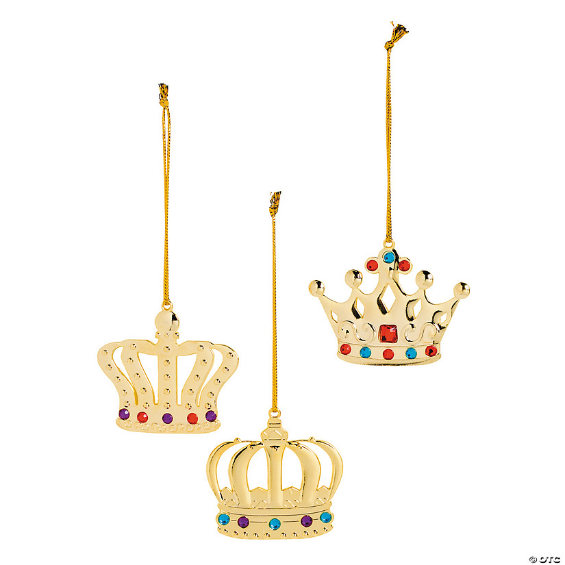 Crown Christmas Ornaments.Crown Christmas Ornaments Discontinued
