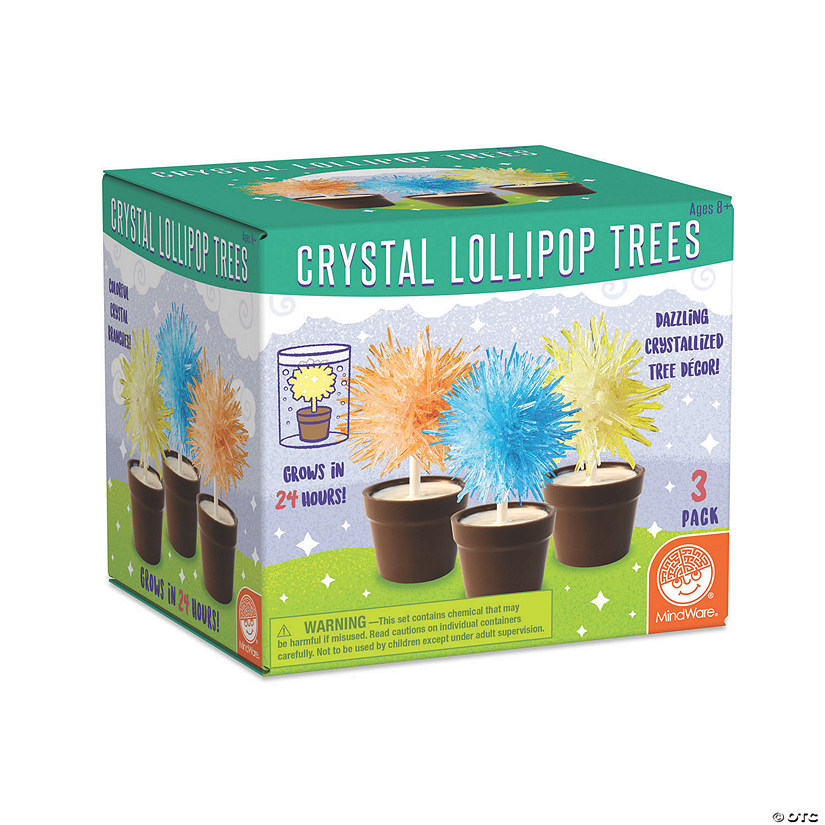 Crystal Creations: Lollipop Trees Image Thumbnail