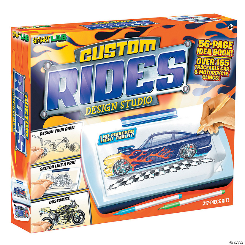 Custom Rides Vehicle Design Studio Image Thumbnail