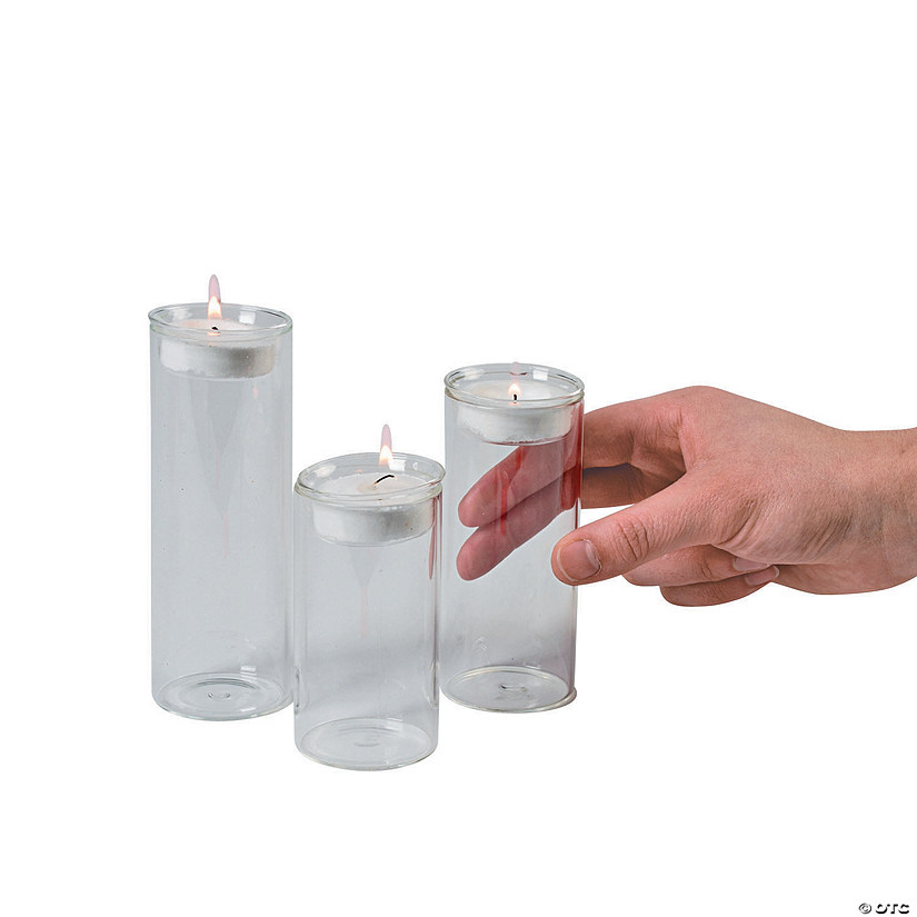 Cylinder Votive Holders