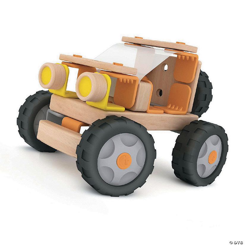 D.I.Y. Off-Road Vehicle Image Thumbnail