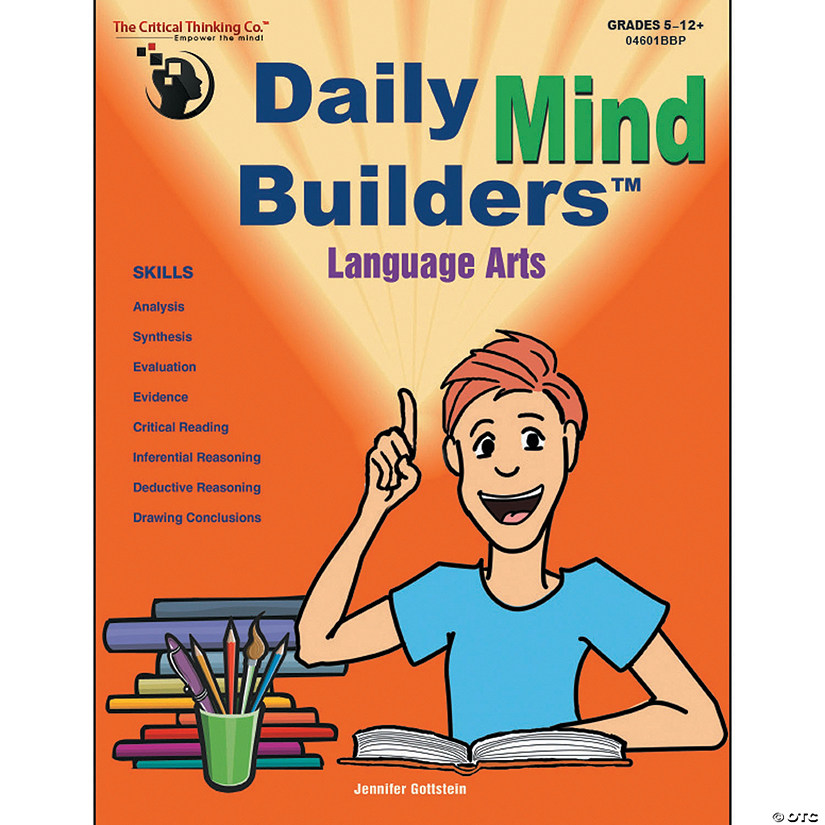Daily Mind Builders Language Arts Audio Thumbnail