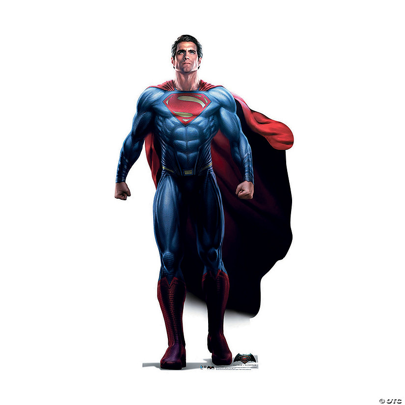 Dawn of Justice Superman Stand-Up