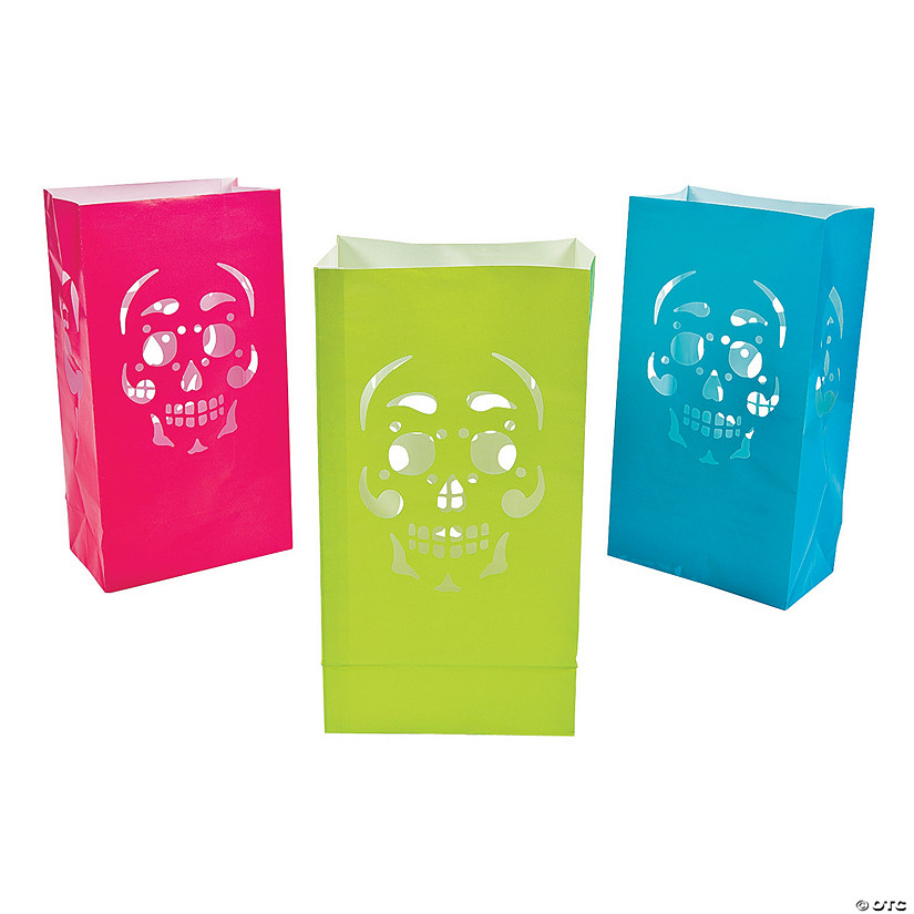 Day of the Dead Luminary Bags Image Thumbnail