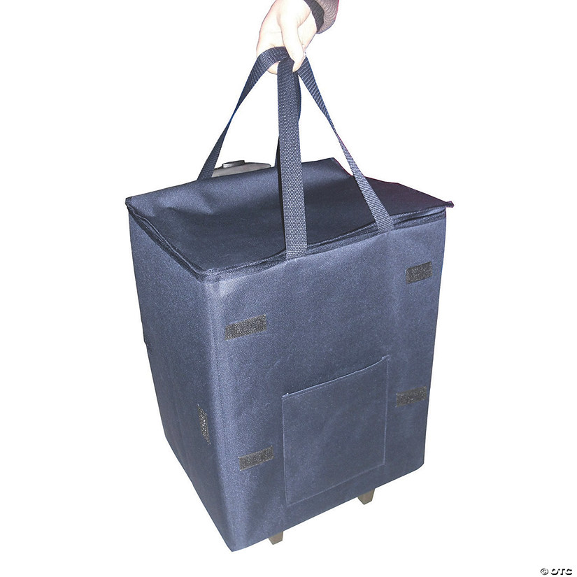 "Dbest Bigger Smart Cart, 14""X12""X19"" Blue Audio Thumbnail"