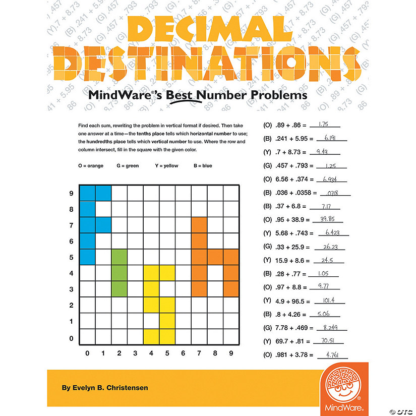Decimal Destinations Audio Thumbnail