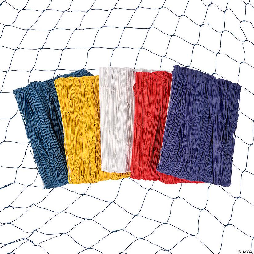 Decorative Fish Net Wall Decoration | Oriental Trading