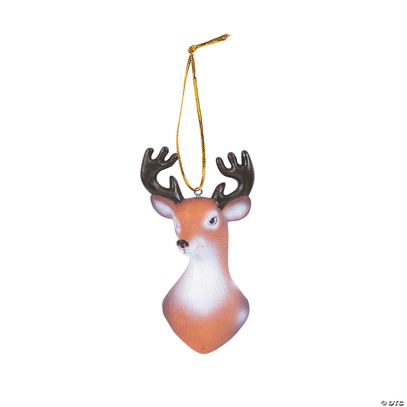 Deer Antler Christmas Ornaments Audio Thumbnail