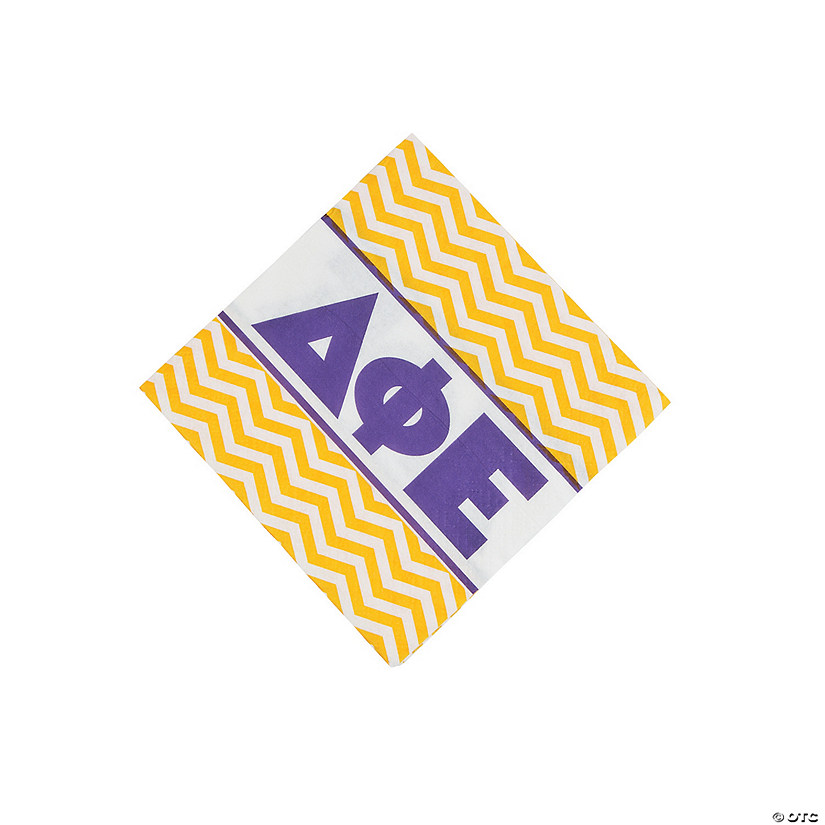 Delta Phi Epsilon Beverage Napkins Audio Thumbnail