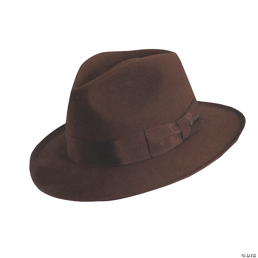 Deluxe Indiana Jones Hat