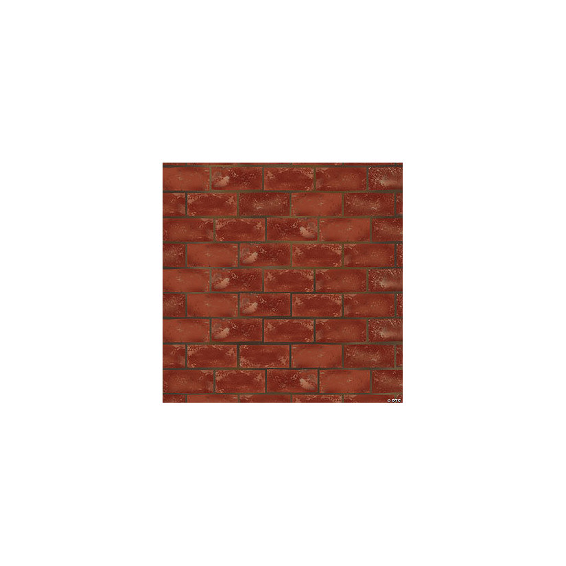 Design-A-Room Brick Wall Backdrop