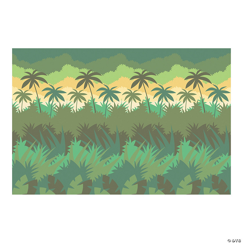 Design-A-Room Safari Backdrop