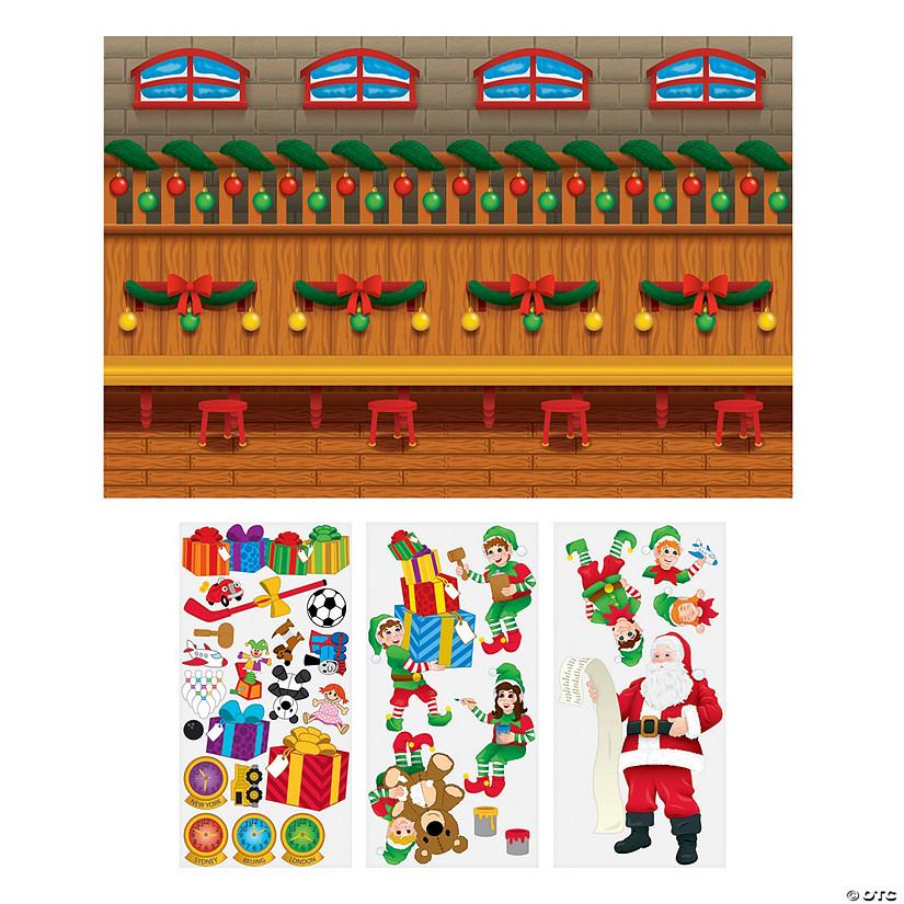 Santa Room Decoration Games