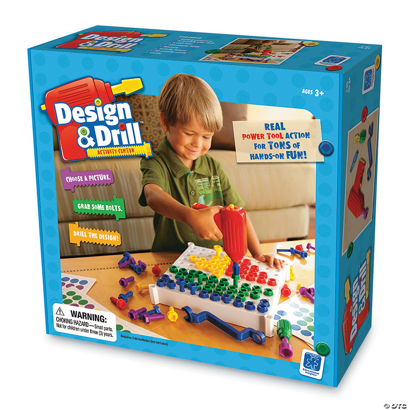 Design & Drill Activity Center Image Thumbnail