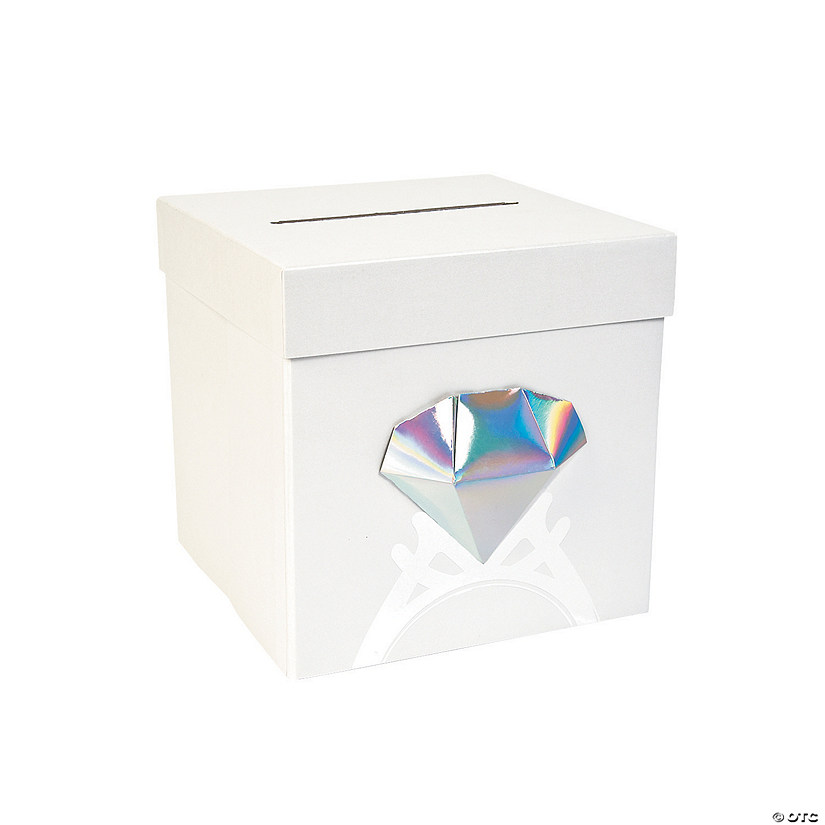 Diamond Card Box