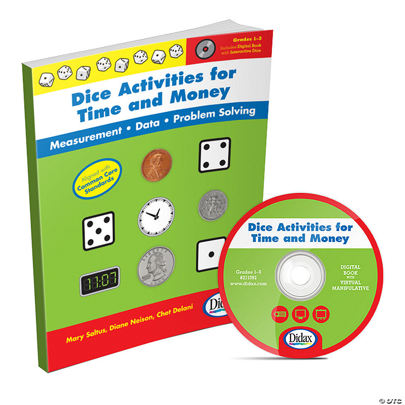 Didax Dice Activities for Time & Money Audio Thumbnail