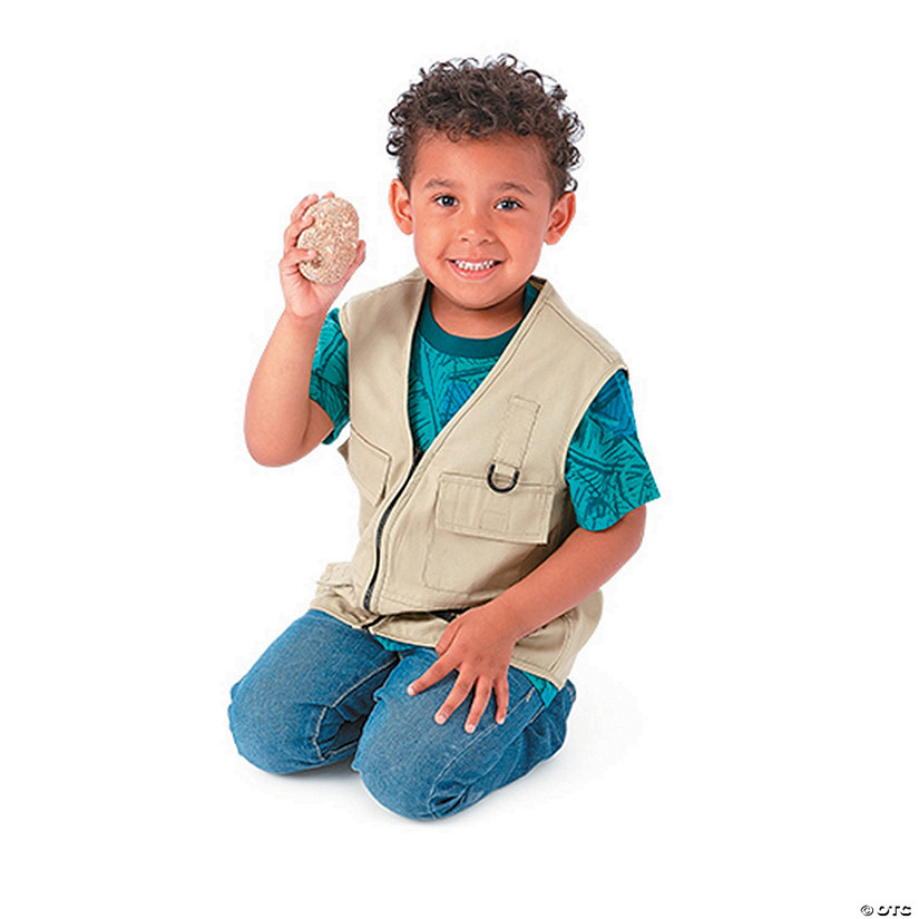 DIG IT UP! DISCOVERIES: Explorer Vest